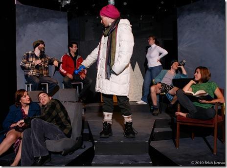 Apocalypso - Point of Contention Theatre