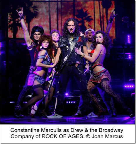 Constantine Maroulis and Company