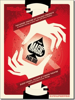 House Theatre Magic Parlour poster