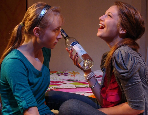 teen girls jailbait. rebellious teen movie REVIEW: Jailbait (Profiles