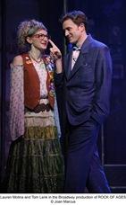 Lauren Molino and Tom Lenk