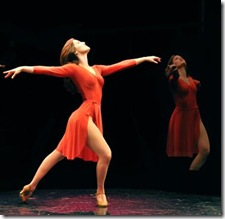 Mara Davi as Cassie - Chorus Line Marriott