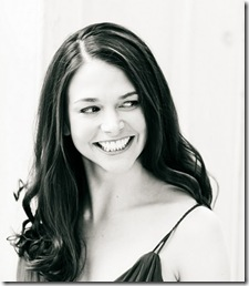 Sutton Foster - big smile