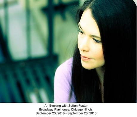 Sutton Foster - contemplateive