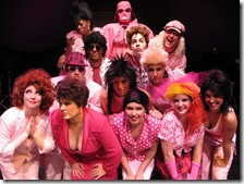 The Impersonators of The Wedding Singer - Photo by Bob Knuth