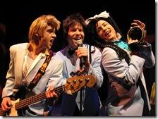 Wedding Singer - (L-R) Nathan Carroll, Eric Lindahl and Shawn Quinlan