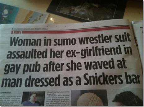 worst headline of the year