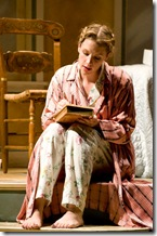 Jessie Mueller in SHE LOVES ME - now playing at Writers' Theatre in Glencoe.