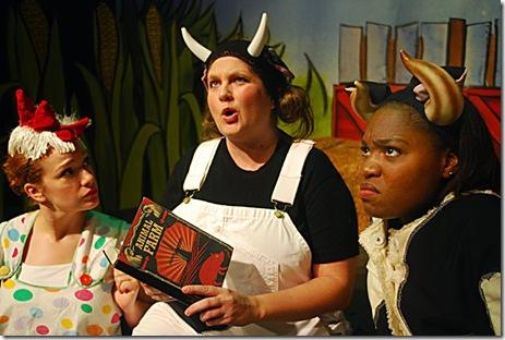 Click, Clack, Moo - Lifeline Theatre  006