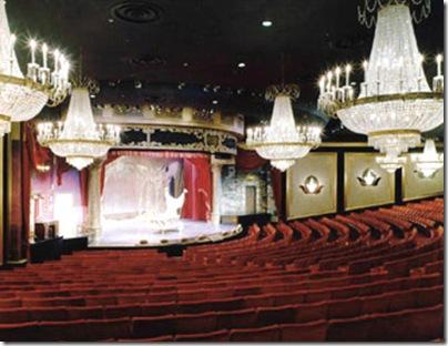 drury lane theatre interior
