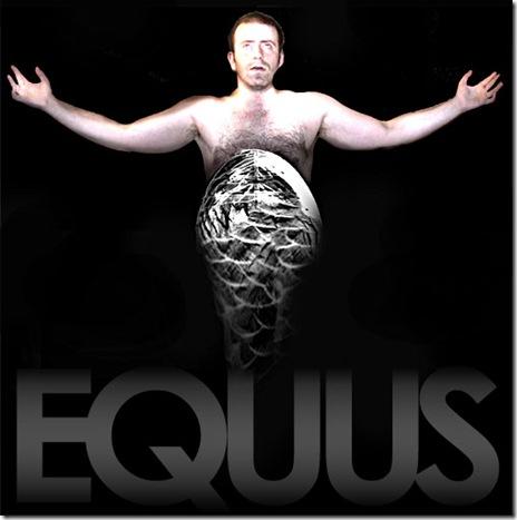 Eqqus - Ludicrous Theatre - poster