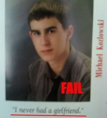 Most Ridiculous Yearbook Quotes 7