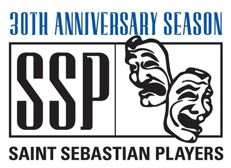 Saint Sebastian Players logo
