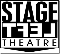 Stage Left Theatre logo