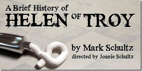 Steep Theatre - Helen of Troy poster