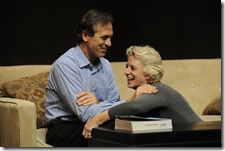 Tom Amandes and Annabel Armour - photo by Liz Lauren 2
