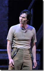 Yonghoon Lee as Don Jose in Carmen - Lyric Opera - photo by Dan Rest