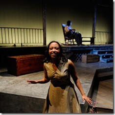 Ashley Honore and Kamal Angelo Bolden - Court Theatre