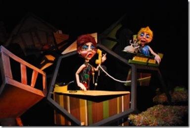 Berwyn Avenue - Von Orthal Puppets