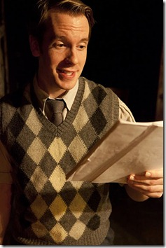Brett Lee in Water Engine - Theatre Seven