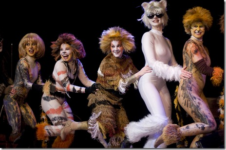 The Company in Old Gumbie Cat. Photo by Gary Ward of G. Thomas Ward Photography