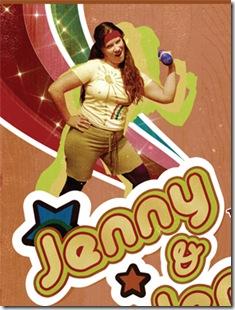 Jenny and Jenni poster