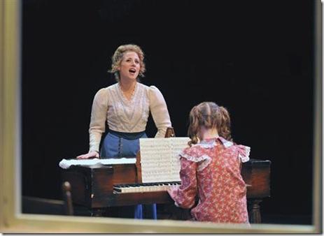 Johanna McKenzie Miller in The Music Man - Marriott Theatre