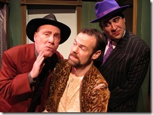 John Roeder, Andy Baldeschweiler, Tommy Bullington - Kiss Me Kate - Circle Theatre