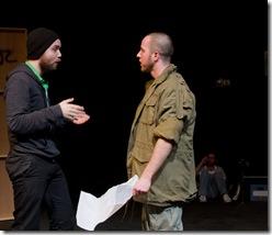 Josh Hambrock & Samuel Buti - Backstage Theatre - Heath Hays photographer