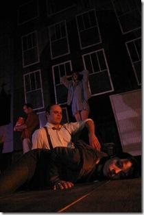 Lakefront Property cast - Bruised Orange Theater