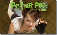 Peter Pan at Lookingglass - art work2