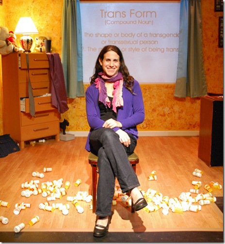 Rebecca Kling - Trans Form - New Suit Theatre Company