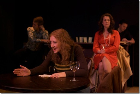scene from Kennedy's Children at Promethean - photo by Tom McGrath 2