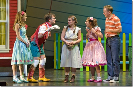 The Hundred Dresses - Chicago Childrens Theatre 001