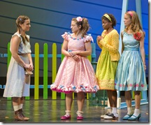 The Hundred Dresses - Chicago Childrens Theatre 002