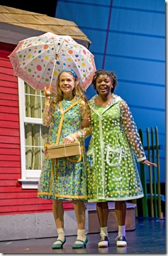 The Hundred Dresses - Chicago Childrens Theatre 008