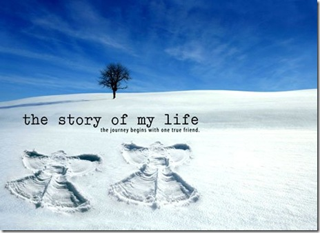 the story of my life - poster