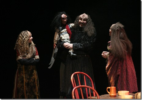 029_A Klingon Christmas Carol - Commedia Beauregard by Mr. Guy F. Wicke