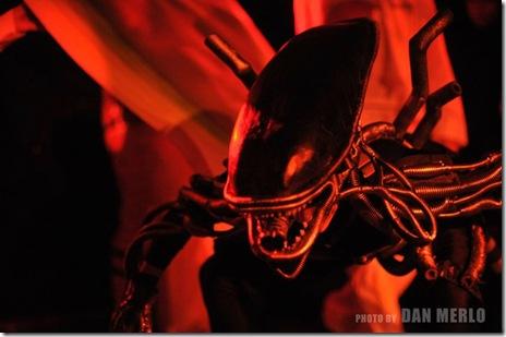 Alien Queen - Jonny Stax - Scooty and JoJo 017