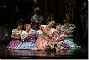 Anastacia Holden in The Nutcracker - Joffrey Ballet