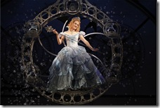 Chandra Lee Schwartz as Glinda the Good Witch
