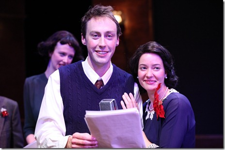 Chrisopher McLinden, MaryWinn Heider - Its A Wonderful Life Radio Play - ATC Chicago