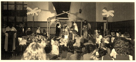 Christmas Pageant somewhere-sometime
