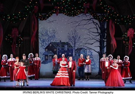 Finale of Irving Berlin White Christmas
