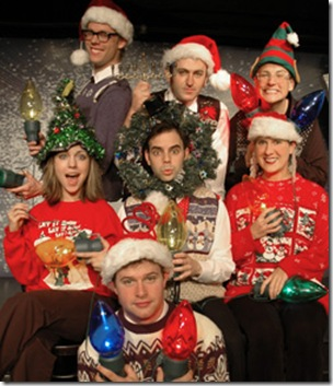 Holiday in Heights cast - Second City - Metropolis Arts