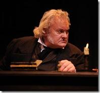 John Judd as Ebenezer Scrooge