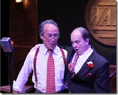 Joseph Anthony Foronda and Alan Wilder - Its A Wonderful Life Radio Play - ATC Chicago