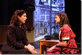 MIRACLE 2010--Christa Buck as Doris Walker and Nicole Karkazis as Susan Walker