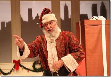 MIRACLE 2010--Jim Sherman as Kris Kringle & Santa Claus