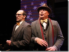 MIRACLE 2010--Matthew Miles as Mr. Shelhammer and Michael Pacas as Sawyer